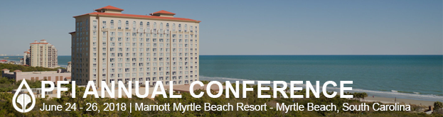 Pfi annual conference